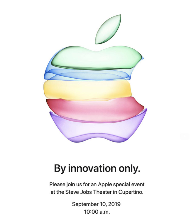 Apple Autumn Event