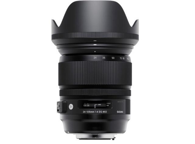 sell Sigma 24-105mm F4 DG OS HSM