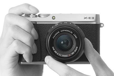 sell Fujifilm X-E3