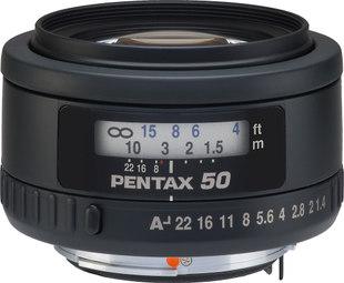 sell Pentax FA 50mm f/1.4
