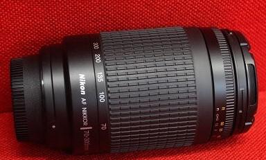 sell Nikon 70-300mm f/4-5.6G AF