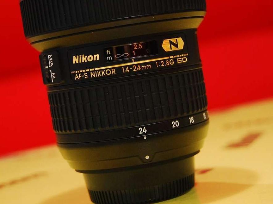 sell Nikon 14-24mm f/2.8G ED AF-S