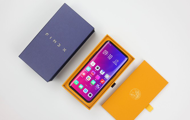 sell oppo find x