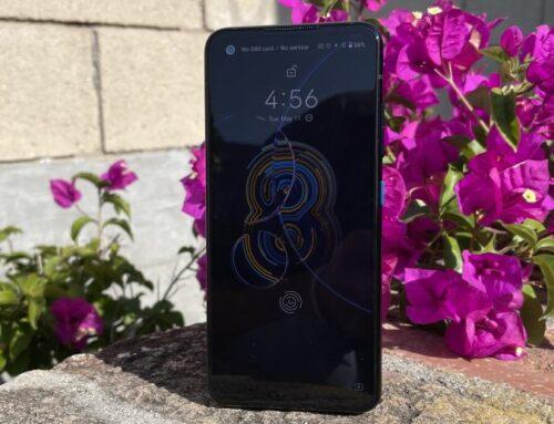 Asus Zenfone 8 review